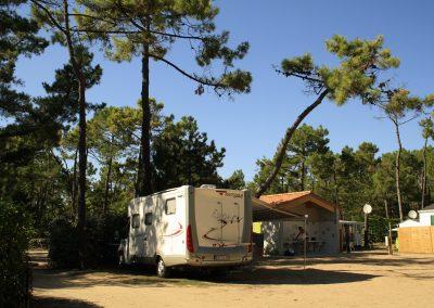 Les camping caristes