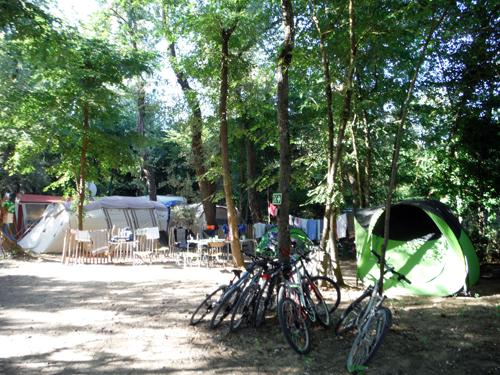 Le camping sera complet du 14 au 16 juillet