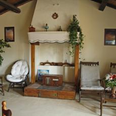 L'accueil et ses petits salons