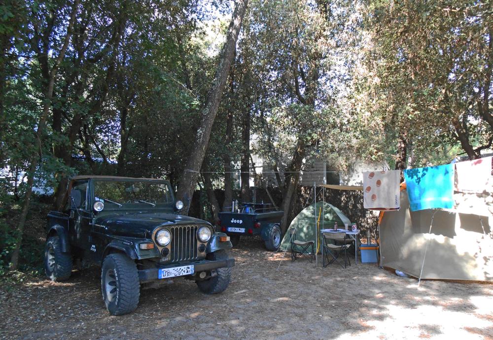 Un camping tout terrain