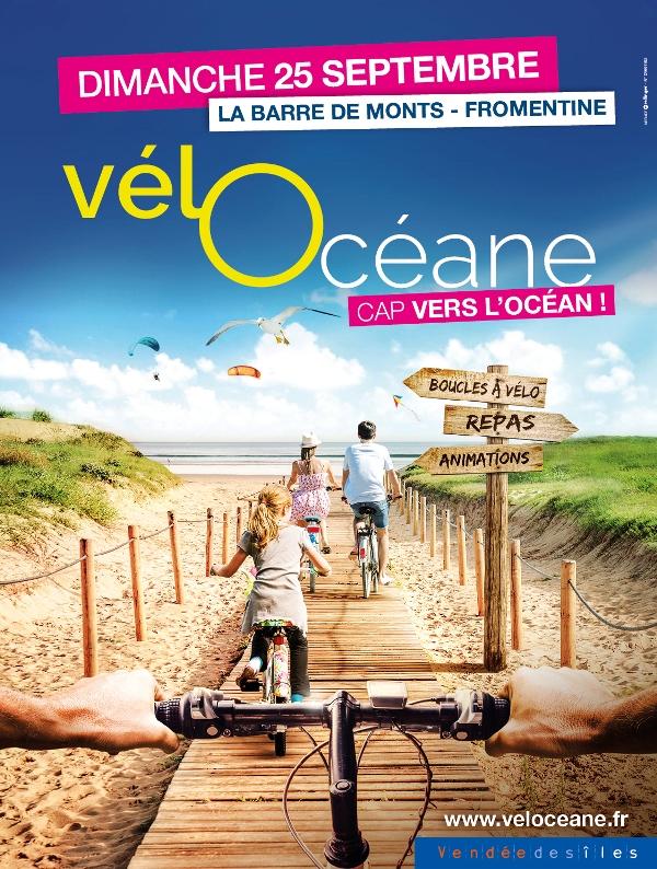 En septembre: Caval'Océane le 17 et 18 et VélOcéane le 25 septembre