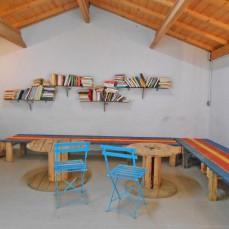 Zone WIFI, bibliothèque