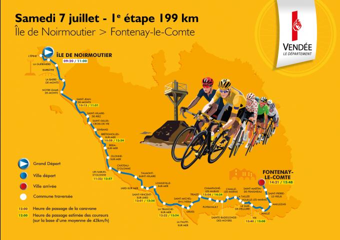 Promotion spécial Tour de France