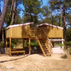 Campétoile 3 chambres