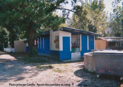Ancien bloc sanitaire