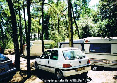 Caravanes dans les année 90