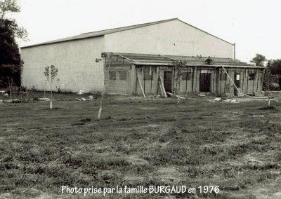 Construction en 1976
