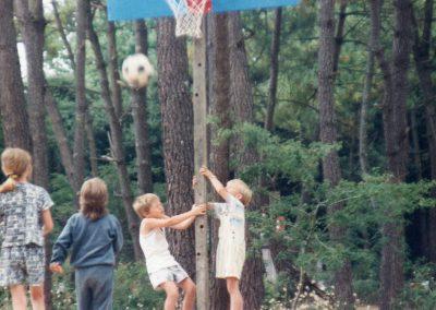 Match de basket