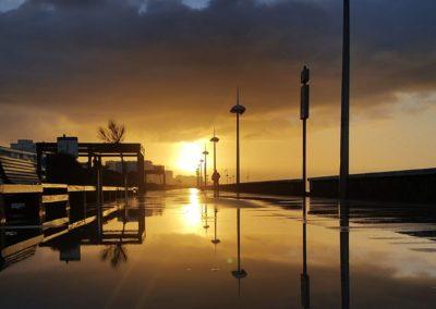 Après la pluie, le soleil à St Jean de Monts