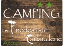 Camping Les Pinèdes de la Caillauderie - Camping 2 étoiles à Saint Jean de Monts en Vendée